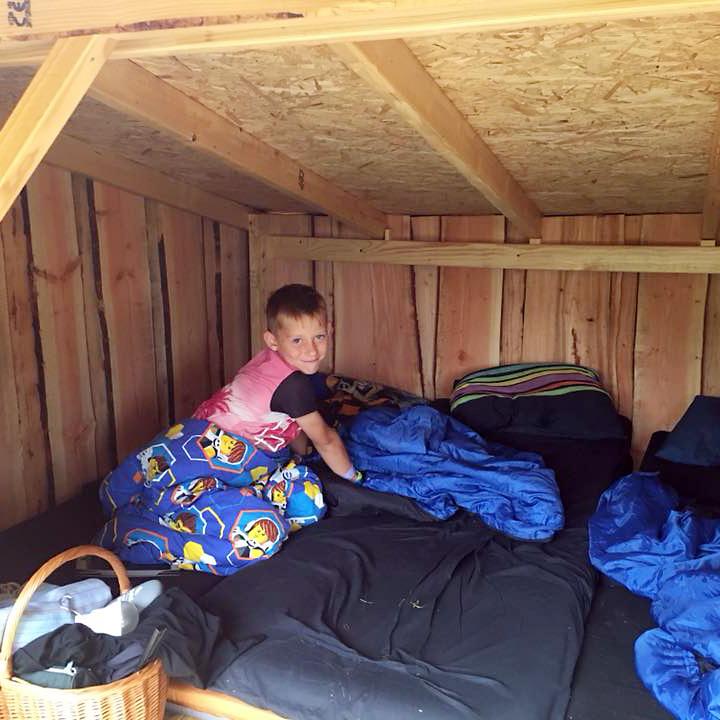 Shelter Bindesbølgård Ferielejligheder Shelter